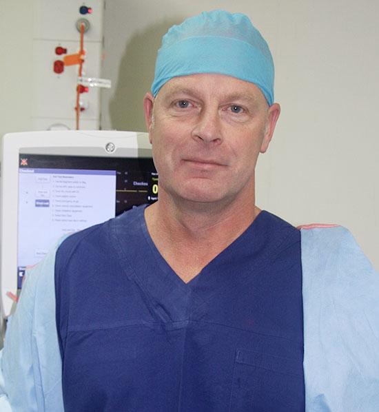 Dr James Cooper