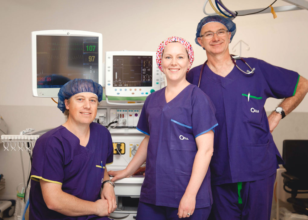 Frankston Anaesthetic Services Anaesthetists