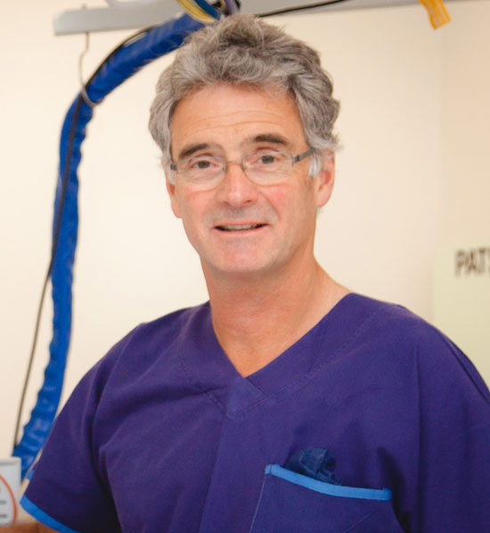 Dr Peter Brown at Frankston Anaesthetic Services