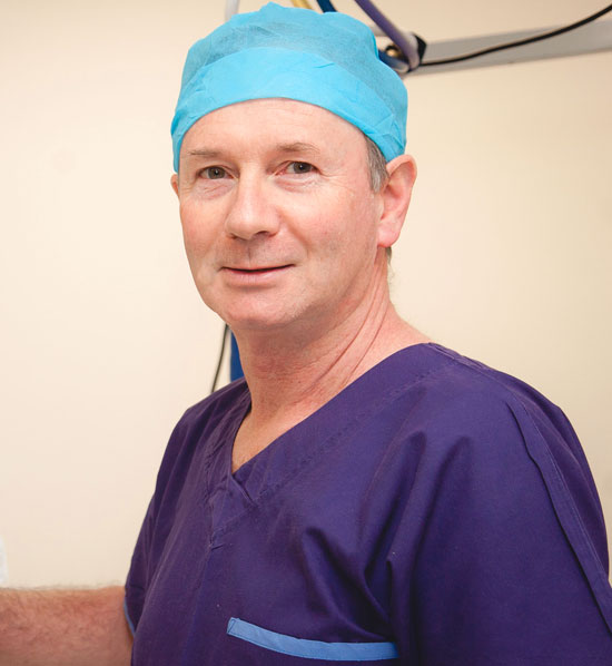 Dr Richard Allberry at Frankston Anaesthetic Services
